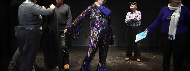 Oito séniores de Marvila sobem ao palco com 'Metamorfose'