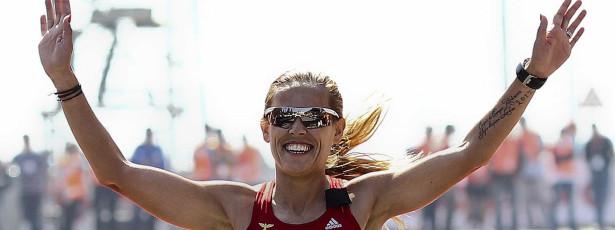 Dulce Félix ganhou em Viena e Sara Moreira foi segunda