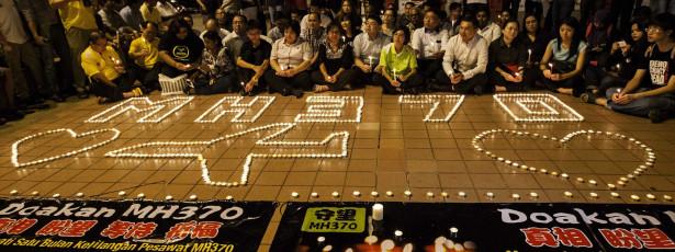 Familiares dão 5 milhões por informações sobre MH370