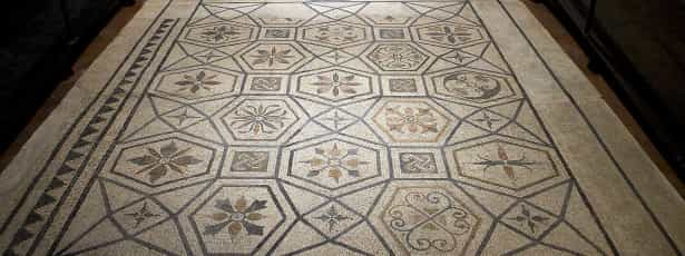 Reabre sala do mosaico romano no museu de Faro