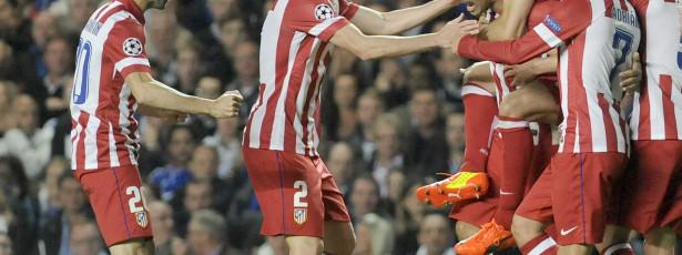 Atlético de Madrid elimina Chelsea e está na final em Lisboa