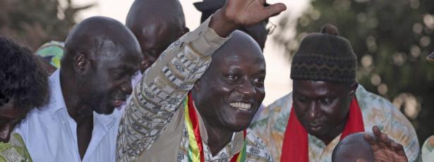 Presidente eleito da Guiné-Bissau toma posse a 23 de junho