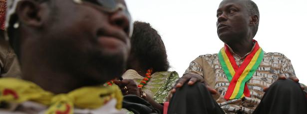 Presidente da Guiné-Bissau só quer dívida boa