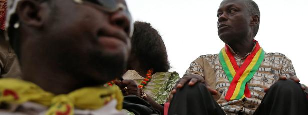 Ex- candidato à presidência da Guiné-Bissau lança partido político