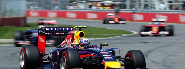 Fórmula 1 Daniel Ricciardo vence Grande Prémio do Canadá 17834863