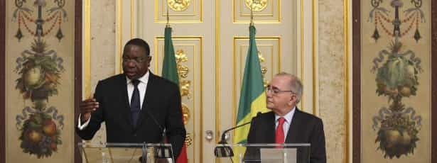 Portugal e Senegal disponíveis para ajudar Guiné-Bissau a consolidar democracia