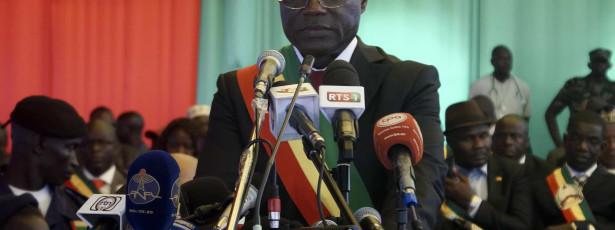 Presidente da Guiné-Bissau exonera ministro da Administração Interna