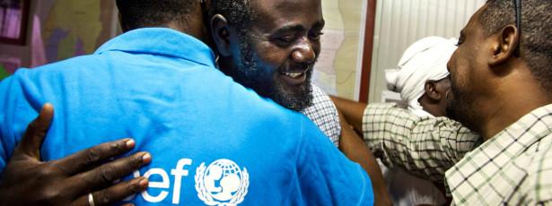 UNICEF envia ajuda a crianças esquecidas da República Centro-Africana