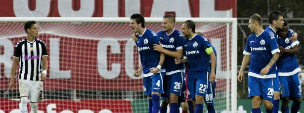 Nacional volta a perder e falha Liga Europa