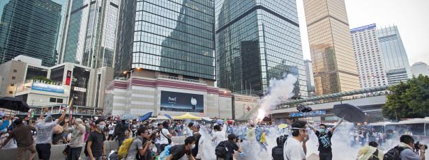 Governo chinês confia na polícia para lidar com protestos