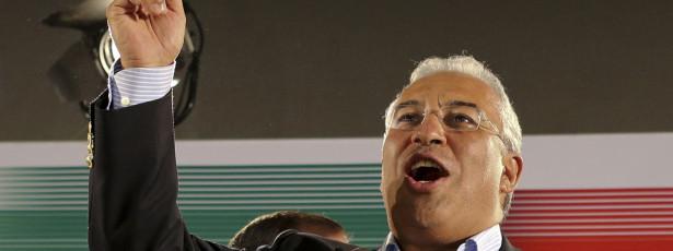 Resultados finais provisórios dão vitória de 67,88% a António Costa