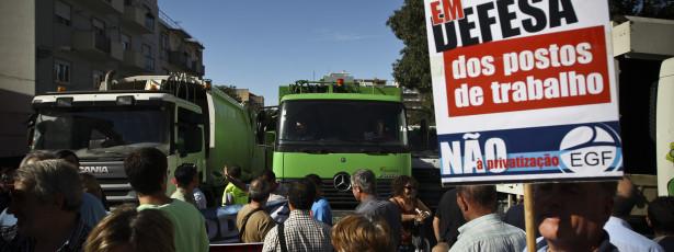 Autoridade da Concorrência com dúvidas na privatização da EGF