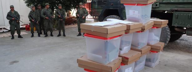 Tunísia realiza as primeiras eleições após a revolução