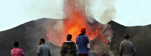 União Europeia apoia vítimas do vulcão do Fogo com mais 52 mil euros