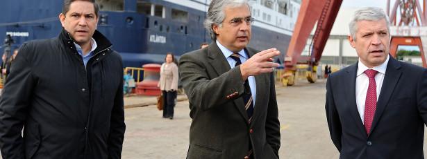 Ministro da Defesa anuncia em Viana construção de dois novos patrulhas para a Marinha
