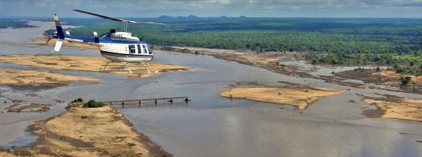 Autoridades mantêm alerta máximo para zona de cheias em Moçambique