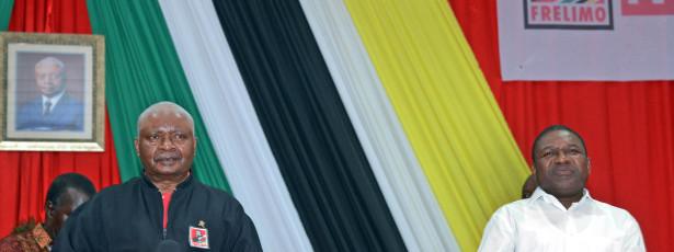 Membros da Frelimo assinalam renovação geracional histórica
