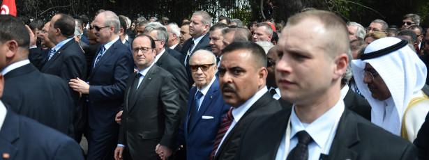 Presidente da Tunísia enaltece unidade do povo e agradece a solidariedade internacional