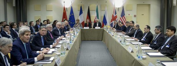 Negociações sobre nuclear iraniano prosseguem amanhã