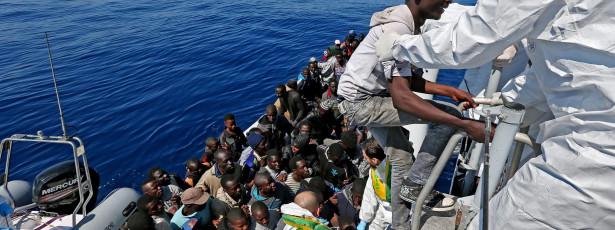 Marrocos exerce função de polícia no Mediterrâneo