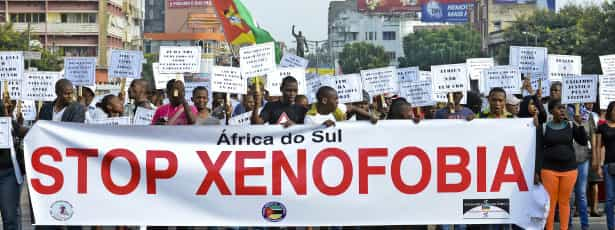 ONG exigem ação de tribunais internacionais contra xenofonia