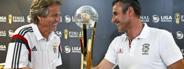 Marítimo promete luta pela conquista da Taça da Liga