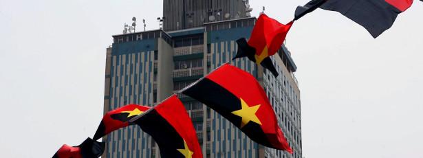 Polícia frustra manifestação de jovens angolanos em Luanda