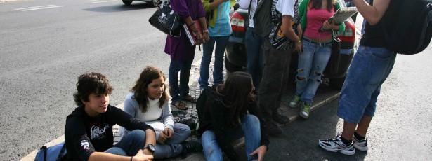 Violência na escola é realidade para mais de 60% dos alunos