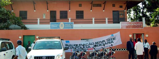 Polícia da Guiné-Bissau detém 'correio de droga' vindo de Lisboa