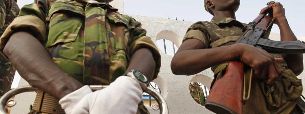 Governo da Guiné-Bissau anuncia desmobilização de 500 militares