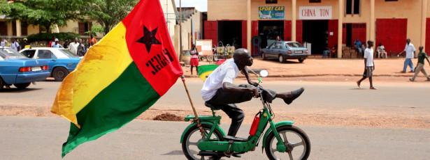 Inaugurada melhor estrada da Guiné-Bissau