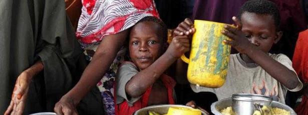 ONU diz que a crise económica travou o combate à fome