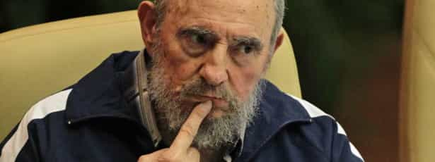 Fidel Castro encontrou-se com o brasileiro frei Betto