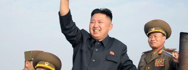 Ministro de Kim Jong-un queimado vivo com lança-chamas