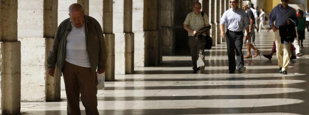 Em 2025, a sua pensão será menos de metade do último salário