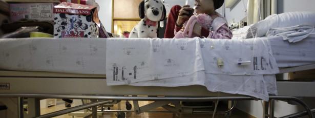 Crianças do IPO sem dendríticas porque terapia é experimental