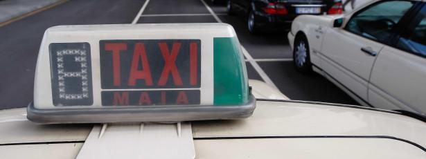 PSP de Lisboa deteve 55 taxistas por suspeita de especulação
