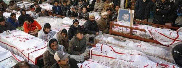 Pelo menos 29 mortos em atentado à bomba