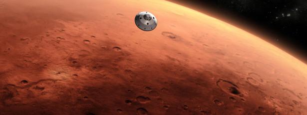 Viajar até Marte é o mesmo que fazer uma TAC por semana