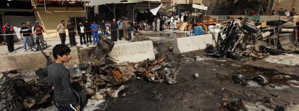 Morrem seis pessoas em ataque contra edifício governamental