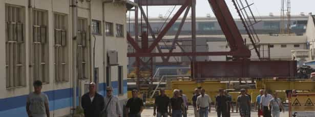 West Sea vai contratar mais de 100 ex-trabalhadores dos ENVC