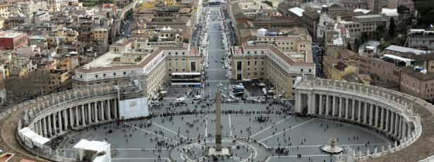 Vaticano oferece cortes de cabelo a sem-abrigo