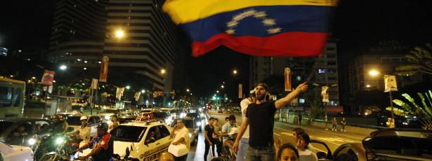 Seis feridos em protestos na Venezuela