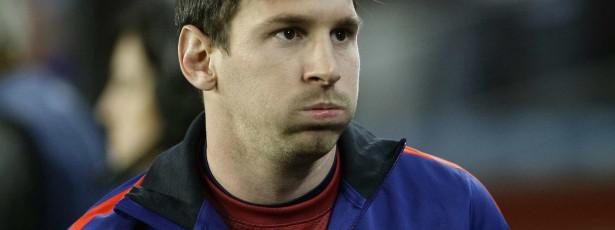 PSG interessado em Messi?