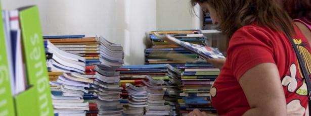 Saiba em quanto ficará a fatura dos manuais escolares