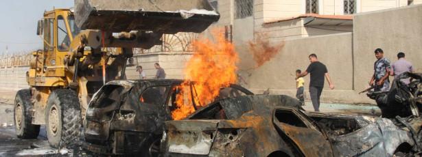 Julho foi mês mais sangrento no Iraque desde 2008 com 989 mortos