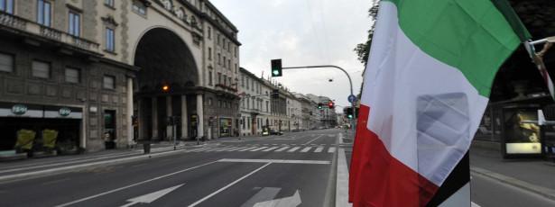 Alguns bancos italianos estão em risco de terem dificuldades
