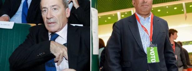 Menezes critica falta de vergonha de António Costa