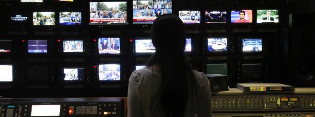 Incêndio obriga a suspender transmissão de canal televisivo