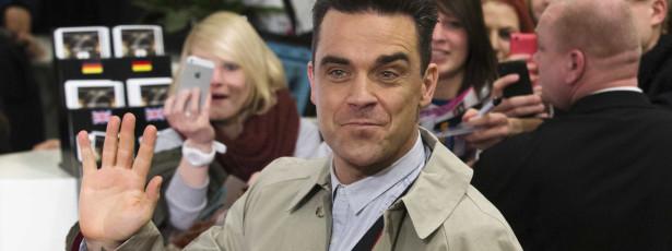 Robbie Williams perdeu o 'amor' à vida